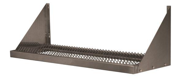 Полка для сушки посуды RS-1500, 1500х300х300 мм