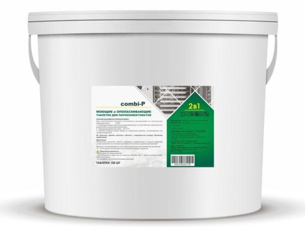 Таблетки combi – P 2в1 (100) для пароконвектоматов