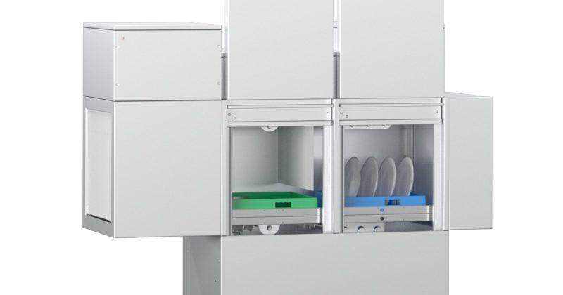 Туннельная посудомойка LM-T запущена в серийное производство